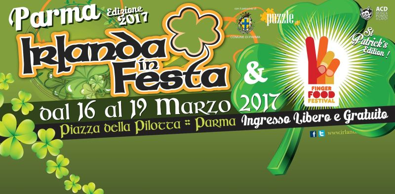 Festa Irlandese 2017 a Parma