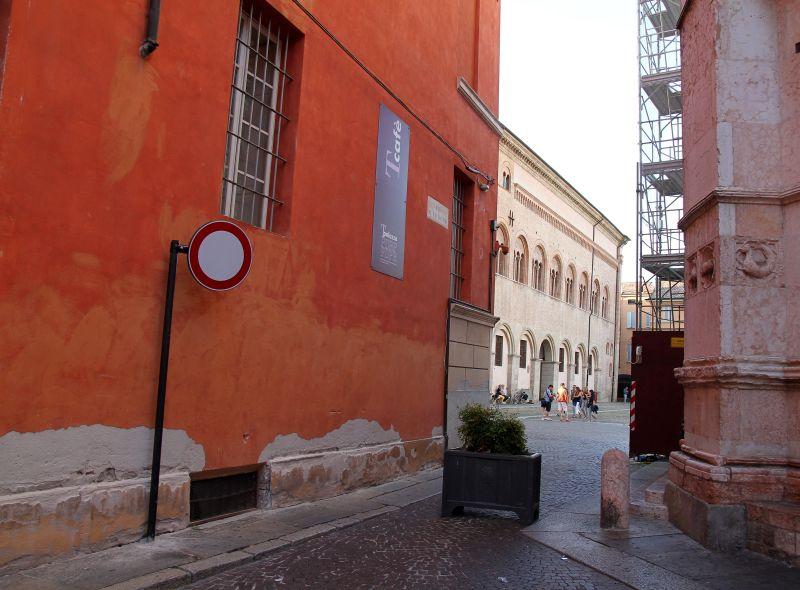 foto Luigi Boschi: vicolo del Battistero
