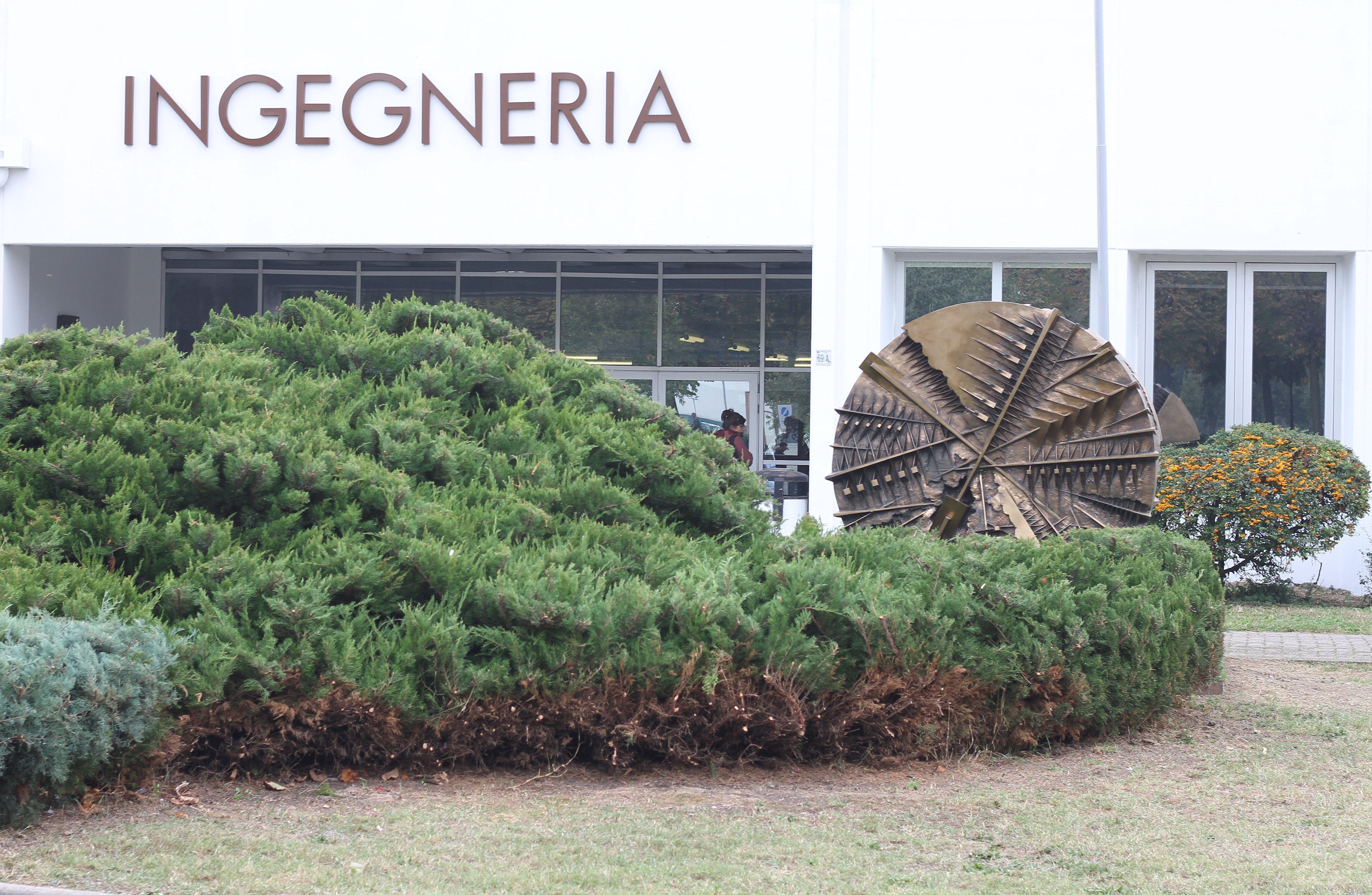 foto Luigi Boschi: Sede didattica Facoltà di Ingegneria di Parma