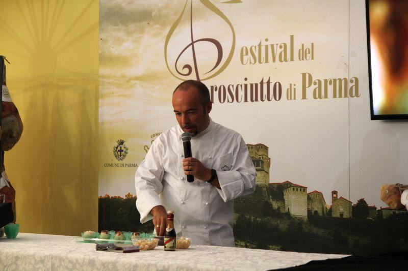 Foto Luigi Boschi: Festival Prosciutto Parma 2016