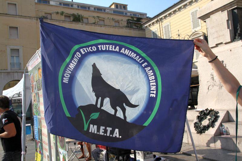 Foto Luigi Boschi: Logo META (Movimento Etico Tutela Animali e Ambiente)