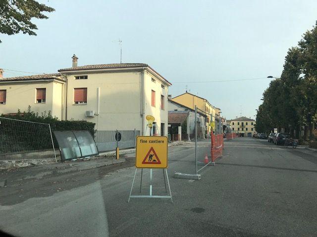 Lavori in corso a Fontevivo