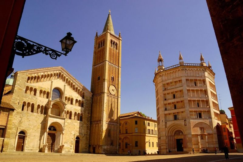 L'oro di Parma