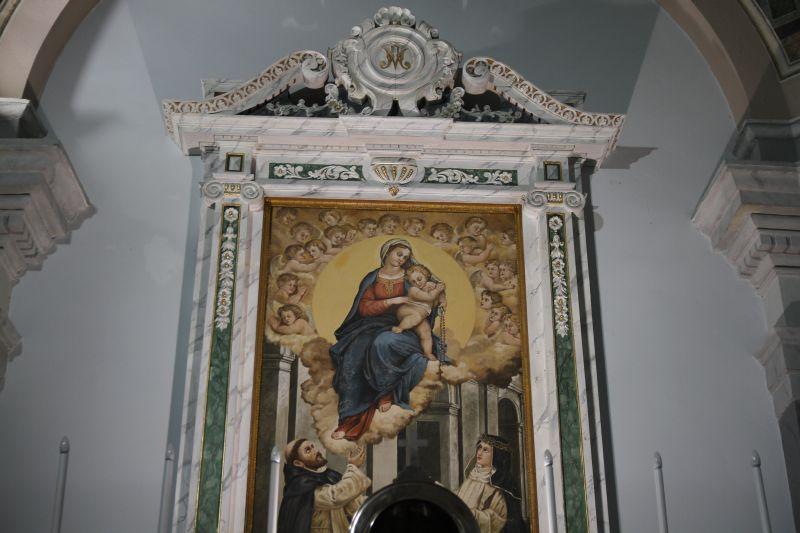 Foto Luigi Boschi: Pala della Chiesa del Rosario