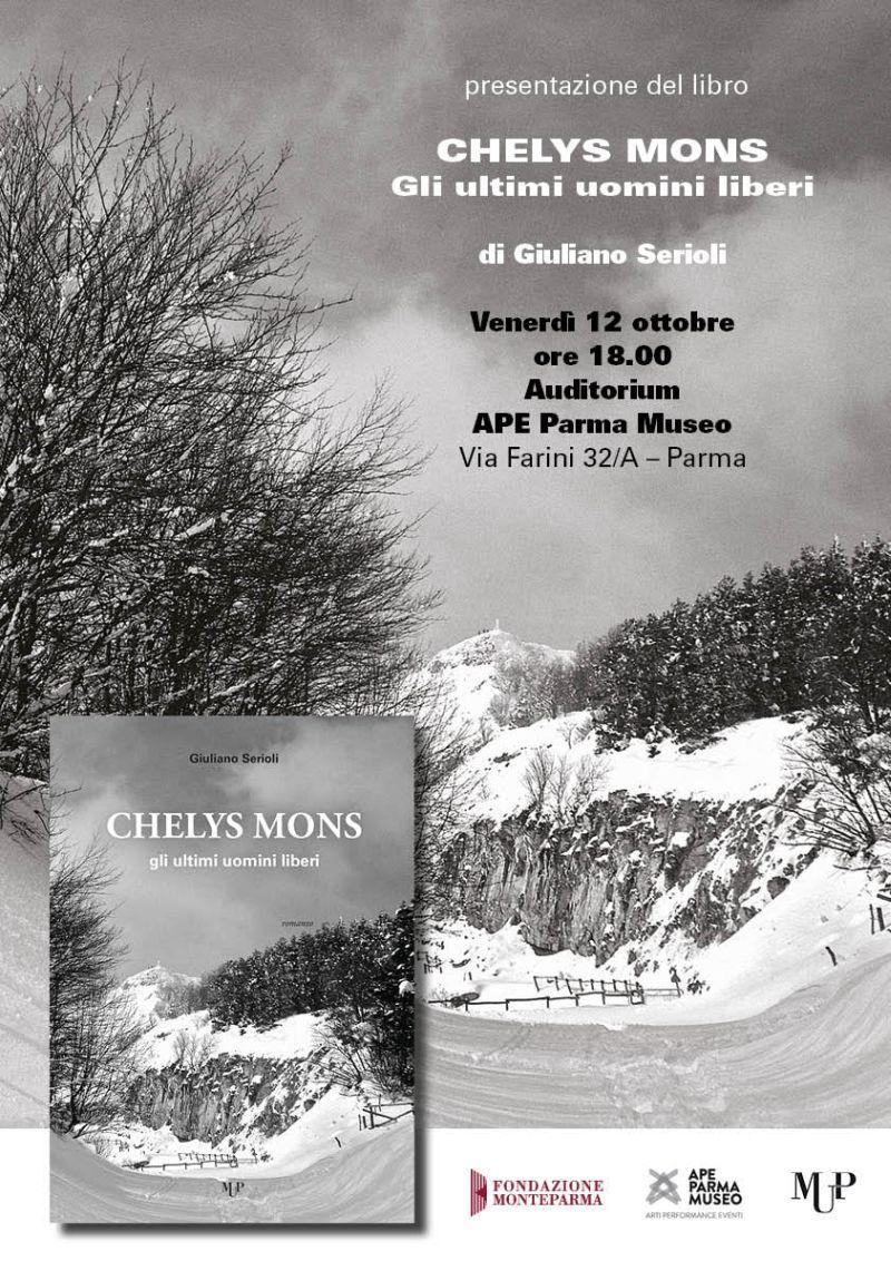 Chelys Mons il romanzo di Giuliano Serioli