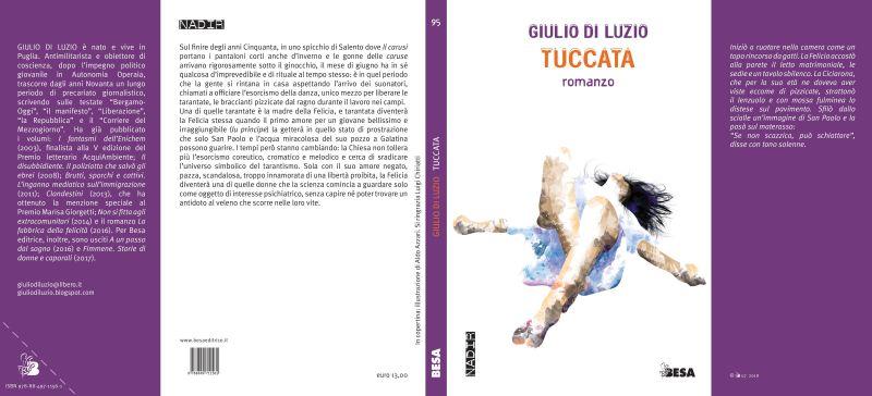 Tuccata romanzo di Giulio Di Luzio