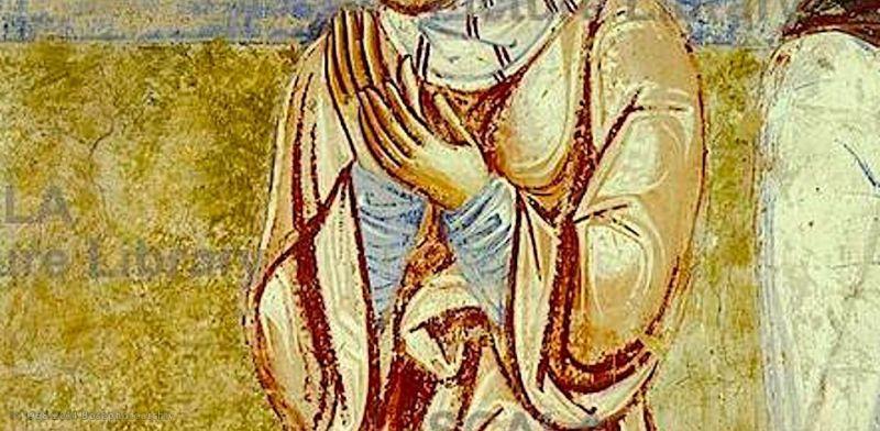 s. Angelo in Formis, Affreschi del XI secolo, Capua (CE)