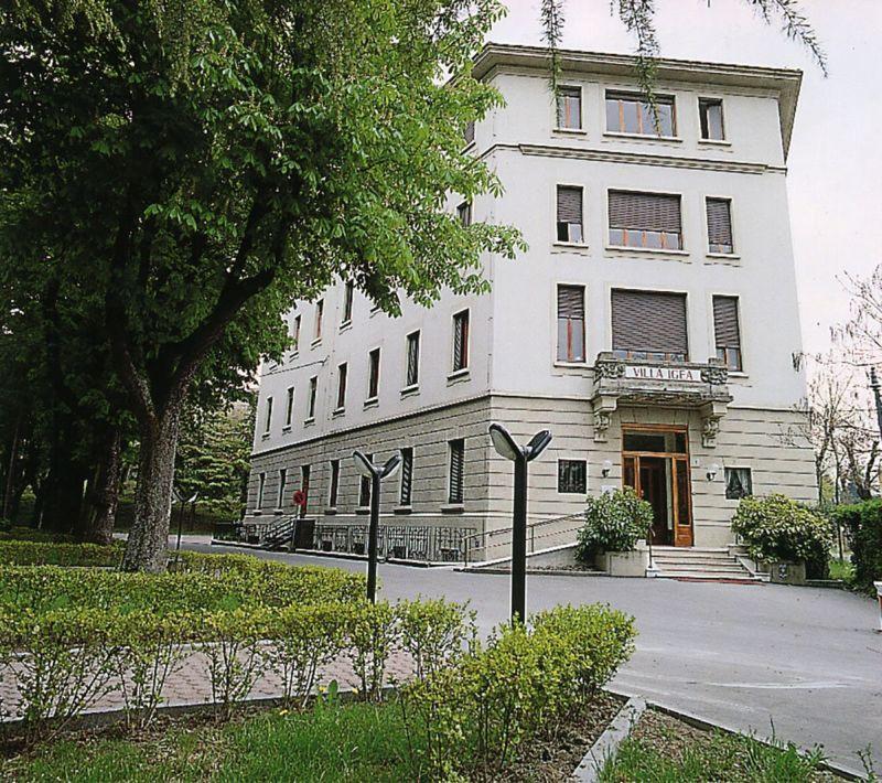 Villa Igea di Salsomaggiore terme (PR)