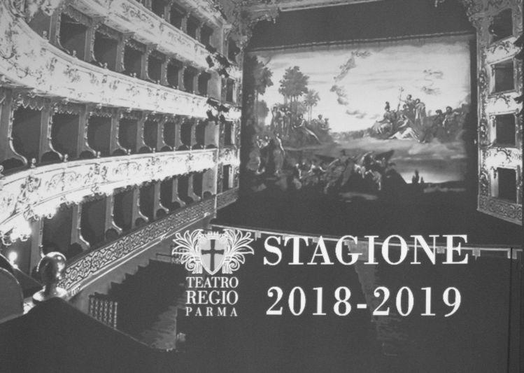 Foto Luigi Boschi: Fondale del Teatro, Stagione del Teatro Regio 18/19
