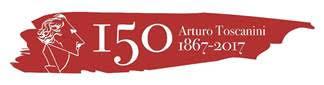 banner 150 esimo Arturo Toscanini