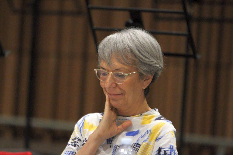 Foto Luigi Boschi: Nuova Presidente CDA Fondazione Toscanini dottoressa Carla Di Francesco