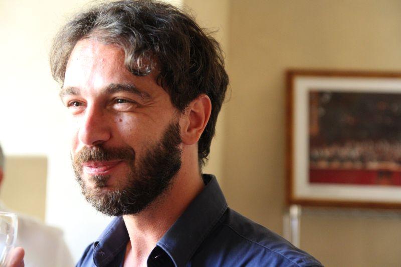Foto Luigi boschi: Francesco Lanzillotta Direttore Principale Fondazione Arturo oscanini