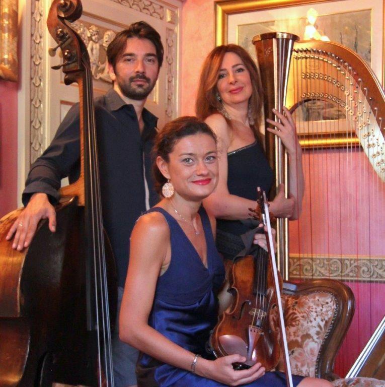 Trio Costea, They e Mercurio