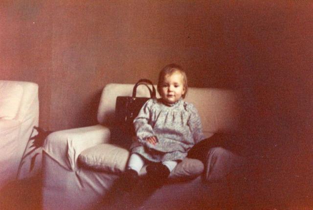 foto Luigi Boschi: Ursula Boschi -1980